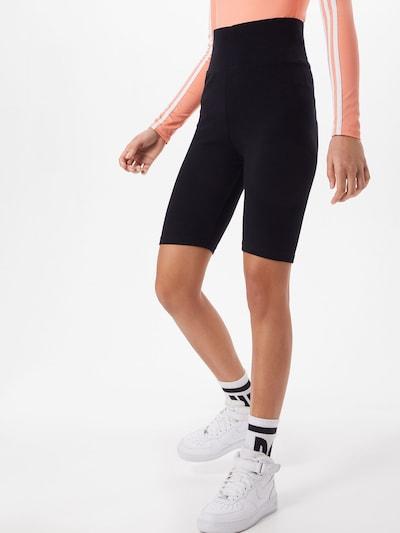 Urban Classics Leggings i sort, Modelvisning
