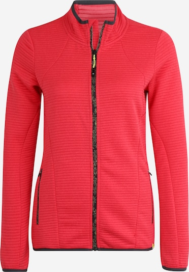 KILLTEC Sportief sweatshirt 'Vicana' in de kleur Cranberry, Productweergave
