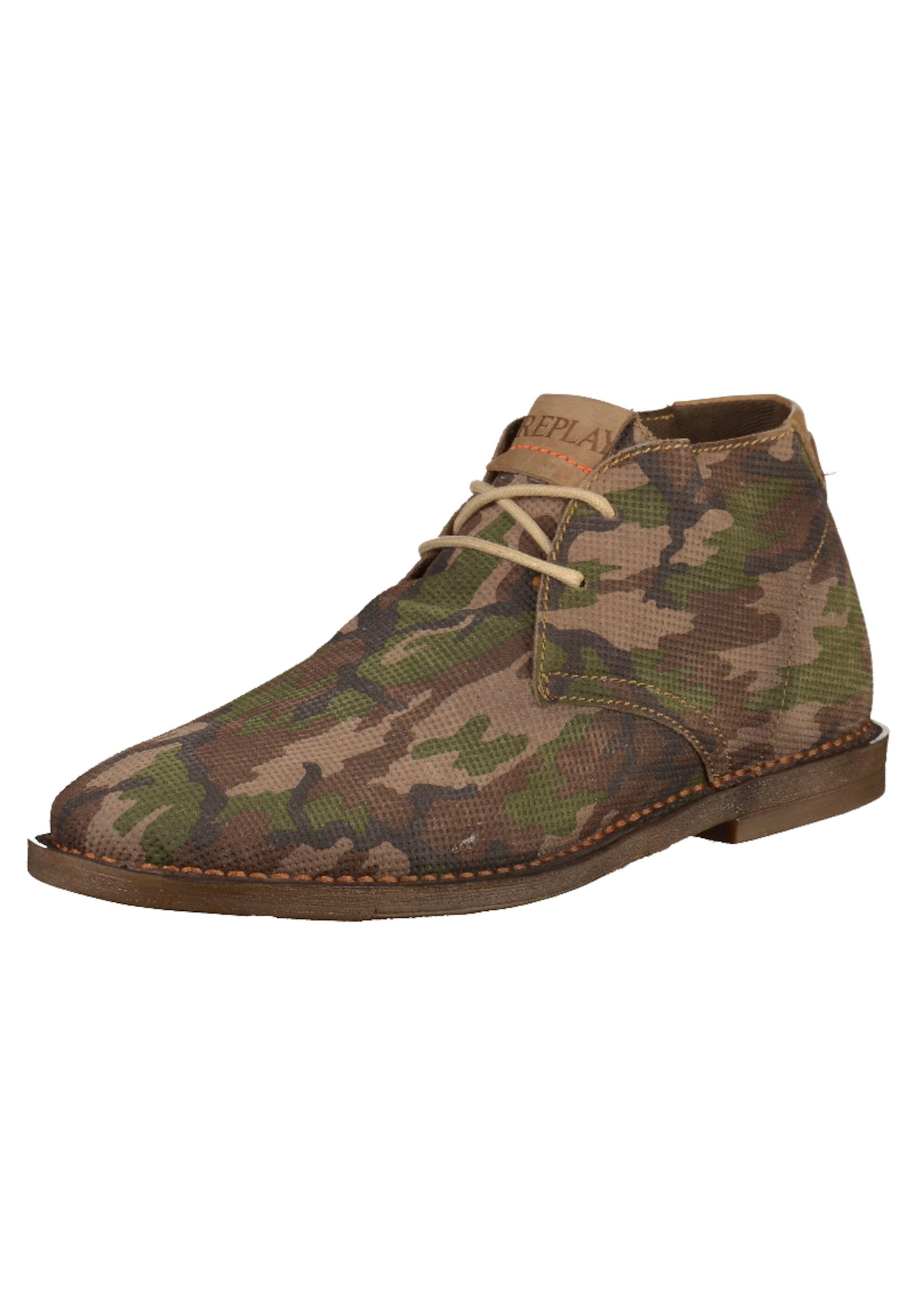 REPLAY Halbschuhe Verschleißfeste billige Schuhe Hohe Qualität