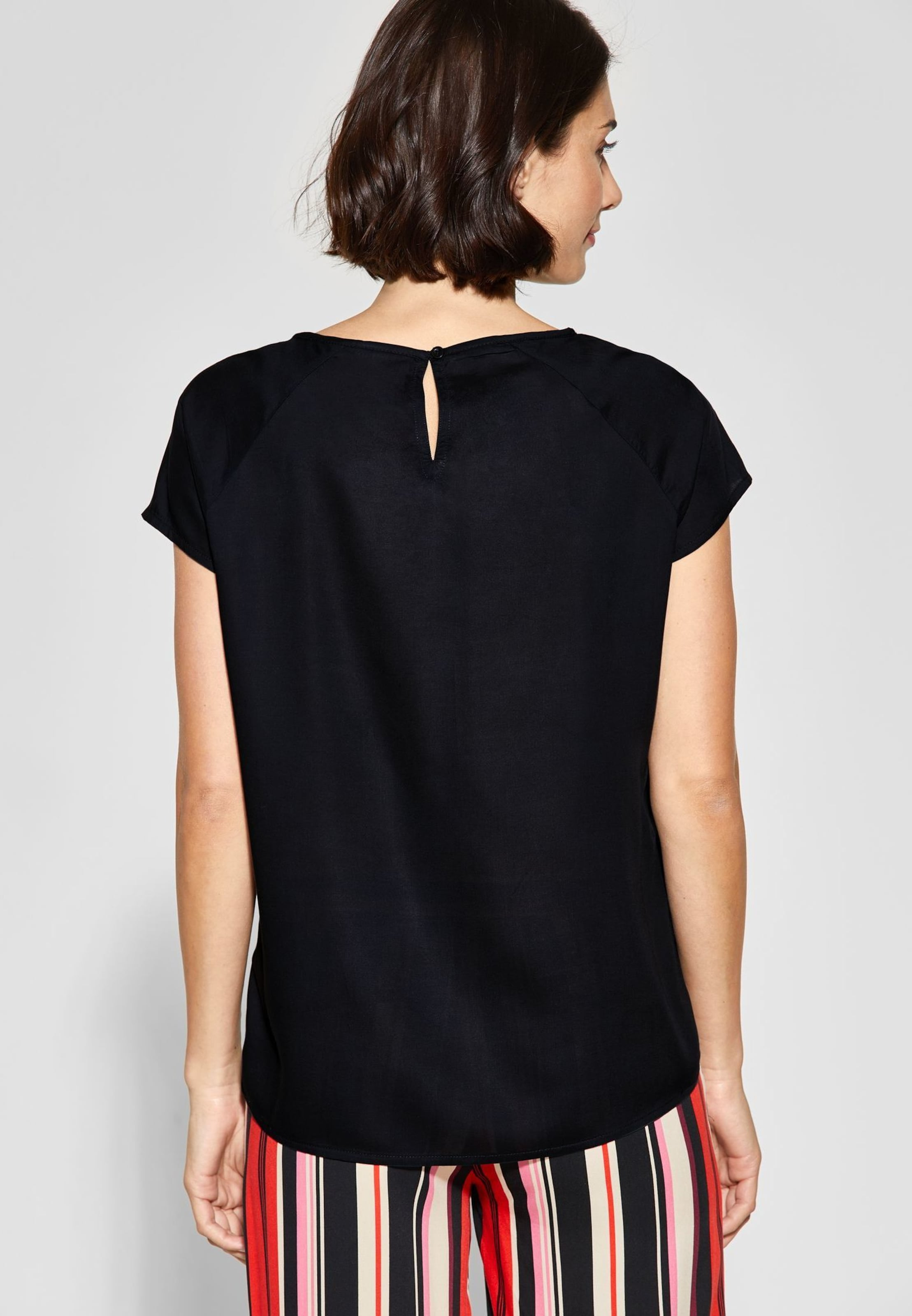 In Street One Shirt 'felia' Schwarz cK1JlF