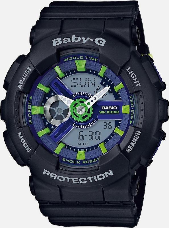 CASIO 'Baby-G' Chronograph
