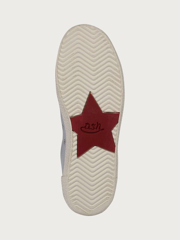 ASH Sneaker 'NISHA' in Metallic-Optik