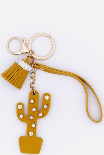 J. Jayz Schlüsselanhänger in bronze, Produktansicht