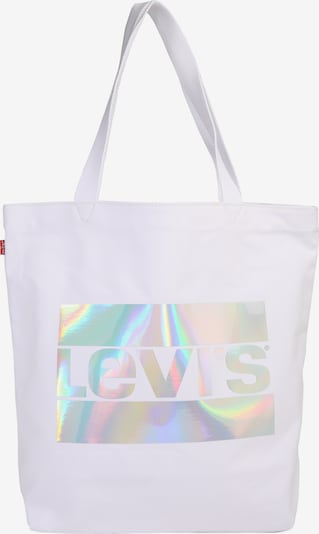 LEVI'S Shopper 'The Levi's® Everyday Holographic Tote' in weiß, Produktansicht