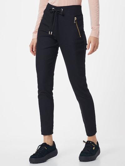 MOS MOSH Hose 'Levon Portman' in schwarz, Modelansicht