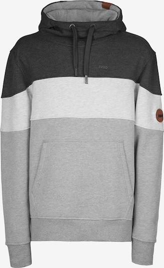 CNSRD Sweatshirt 'King B' in grau, Produktansicht