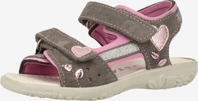 RICOSTA Sandalen in grau, Produktansicht