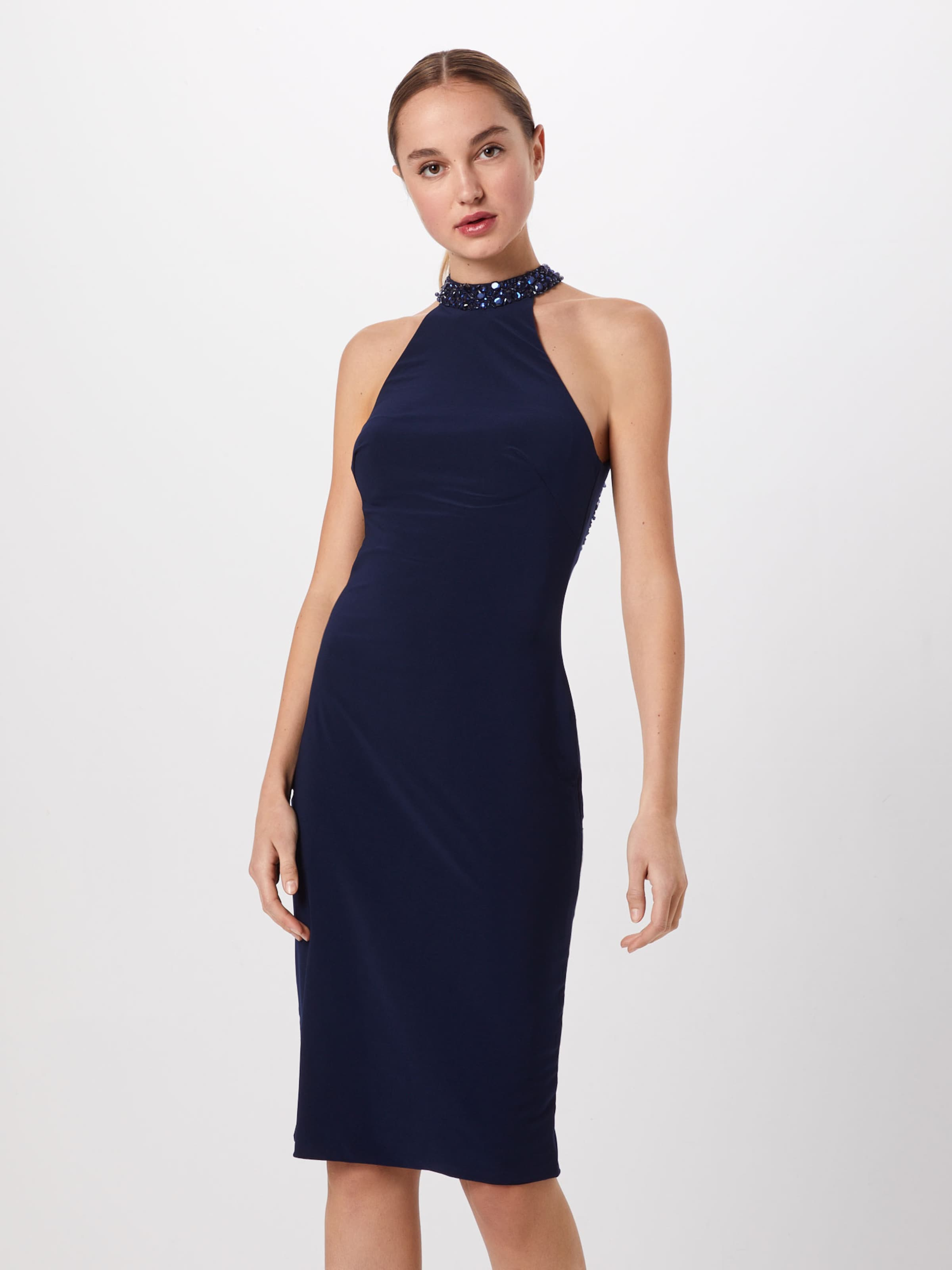 Navy Cocktail' In Drop Kleid 'tear Mascara LSpGjUzVqM
