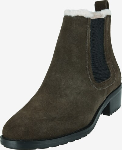 EMU AUSTRALIA Chelsea Boot in khaki / schwarz, Produktansicht