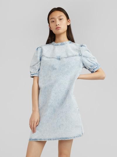 EDITED Kleid 'Parisa' in hellblau, Modelansicht