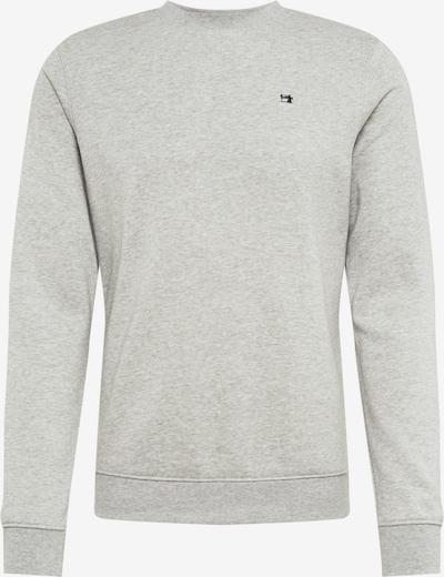 SCOTCH & SODA Sweatshirt 'Clean sweat' in de kleur Grijs, Productweergave