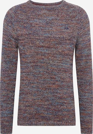 BLEND Pullover in weinrot, Produktansicht