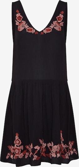 ABOUT YOU Šaty 'Mirell' - černá: Pohled zepředu
