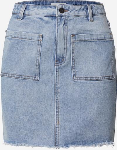 OBJECT Jeansrock 'OBJGRACIE BLUE DENIM SKIRT PB7' in hellblau, Produktansicht