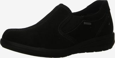 ARA Slipper in schwarz: Frontalansicht