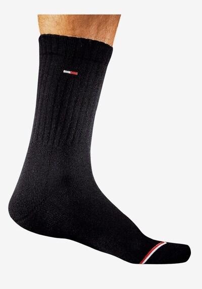 TOMMY HILFIGER Socken in schwarz, Modelansicht