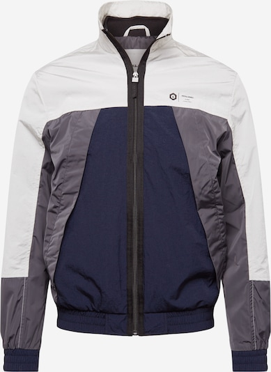 JACK & JONES Jacke 'ZONE' in grau, Produktansicht