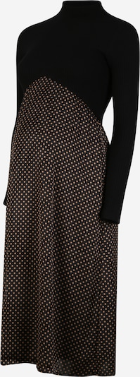 Attesa Dress 'Costina+Pois' in brown / black, Item view