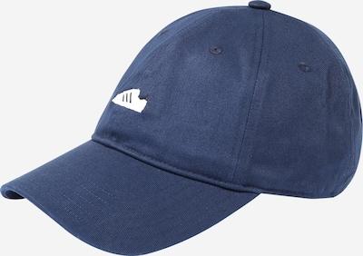 ADIDAS ORIGINALS Cap 'Super' in dunkelblau / weiß, Produktansicht
