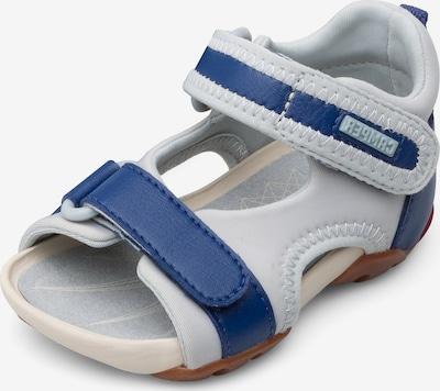 CAMPER Sandale  'Ous' in blau / grau, Produktansicht