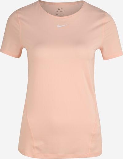 NIKE Shirt in pastellorange, Produktansicht