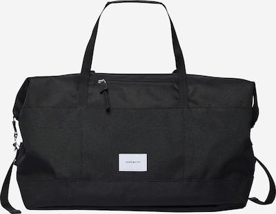 SANDQVIST Tasche 'MILTON' in schwarz, Produktansicht