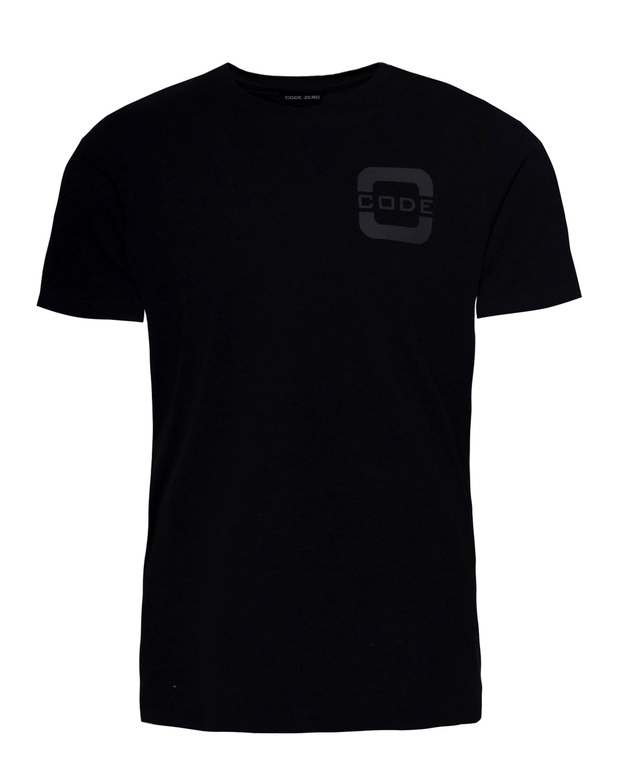 T shirt In Code 'board' zero Schwarz NwOv8nm0