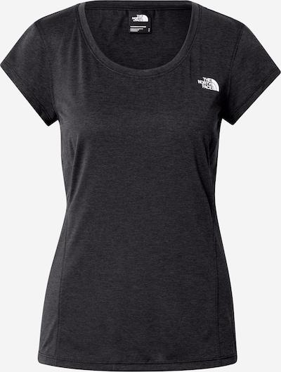 THE NORTH FACE T-Shirt 'Hikesteller' in anthrazit, Produktansicht
