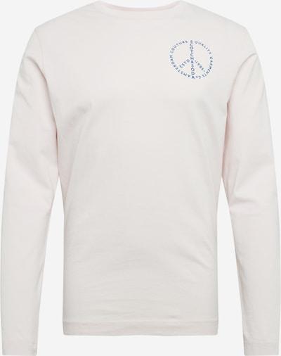 SCOTCH & SODA T-Shirt en rose / blanc naturel, Vue avec produit
