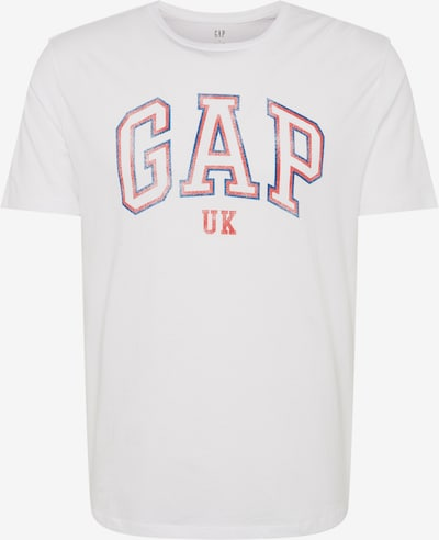 GAP Shirt 'ARCH' in Red / White, Item view