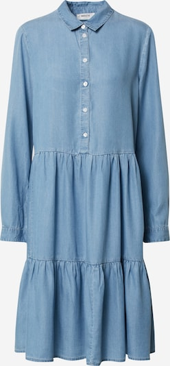 MOSS COPENHAGEN Kleid 'Philippa' in blue denim, Produktansicht