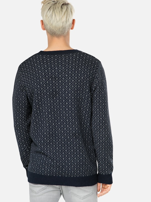 Pull Foncé Jeans 'dean' Bleu Pepe En over QrtCshd