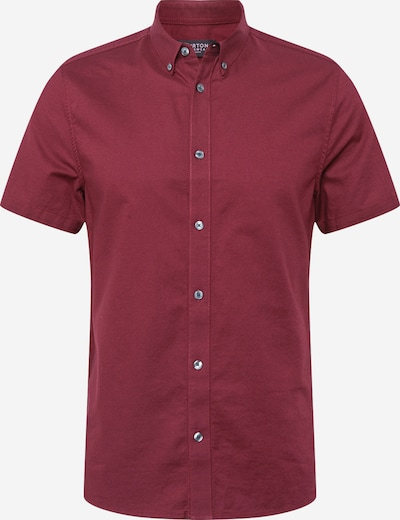 BURTON MENSWEAR LONDON Srajca 'OXFORD' | burgund barva, Prikaz izdelka