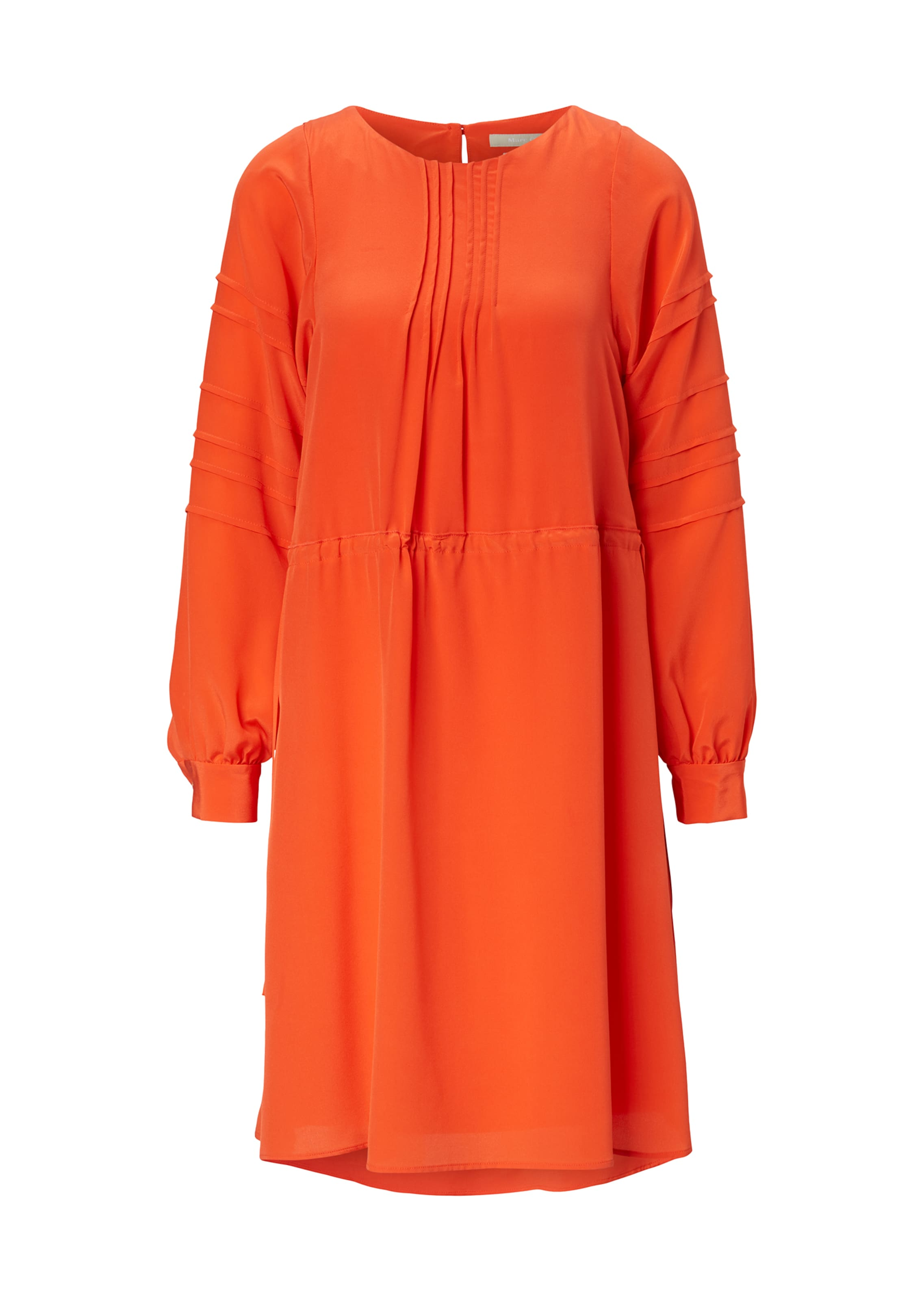 O'polo In Kleid Orangerot Marc Pure ygY6vf7b