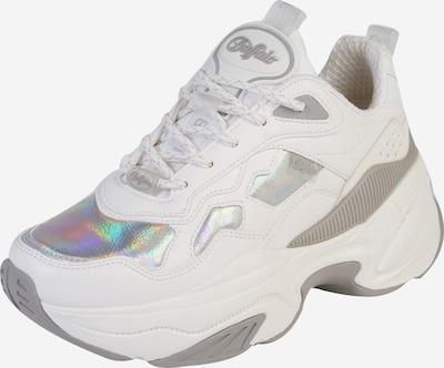 BUFFALO Sneaker 'CREVIS P1' in silber / weiß, Produktansicht
