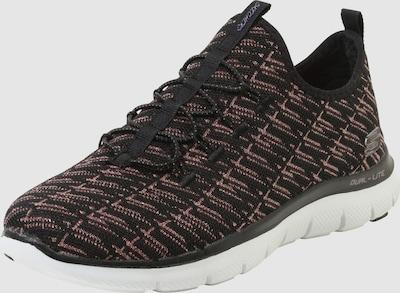 SKECHERS Sneakers laag 'FLEX APPEAL 2.0 - INSIGHTS' in Zwart