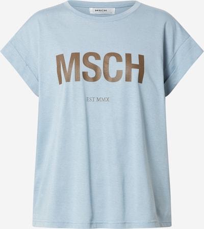MOSS COPENHAGEN Shirt 'Alva' in de kleur Blauw, Productweergave