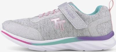 TOM TAILOR Sneaker in grau, Produktansicht