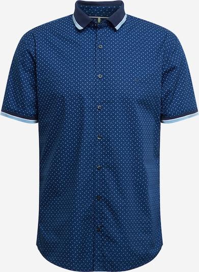 BRAX Košeľa 'Luke' - námornícka modrá, Produkt