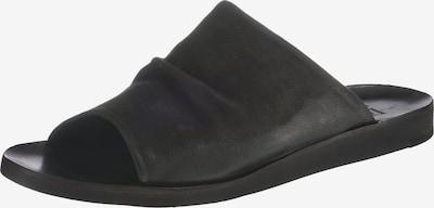 FELMINI Pantoletten in schwarz, Produktansicht