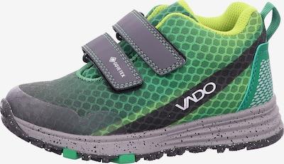 Vado Sneaker in grau / grün, Produktansicht