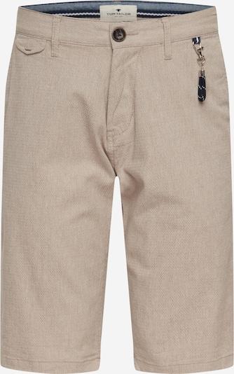 Pantaloni eleganți TOM TAILOR pe bej, Vizualizare produs