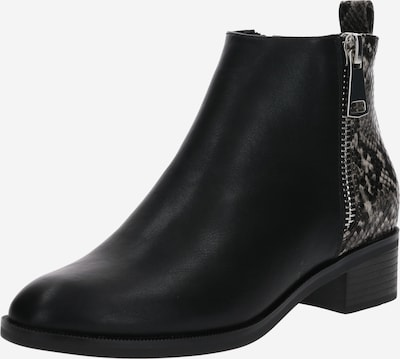 ONLY Bootie 'BRIGHT STRUCTURE PU BOOTIE' in Black, Item view