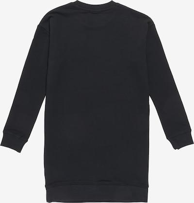 Calvin Klein Jeans Sweatshirt in de kleur Zwart: Achteraanzicht