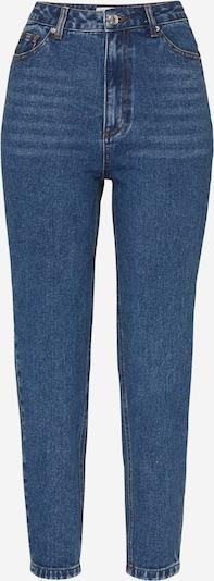 EDITED Mom Jeans 'Moa' in blau / blue denim: Frontalansicht