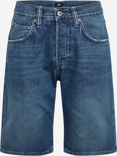 EDWIN Jeansshorts in blue denim, Produktansicht
