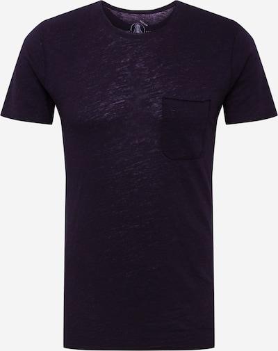 Herrlicher Shirt 'Ronny Jersey Linen' in schwarz, Produktansicht