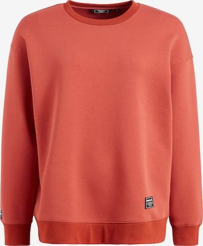 khujo Sweatshirt ' RAINE ' in rot, Produktansicht