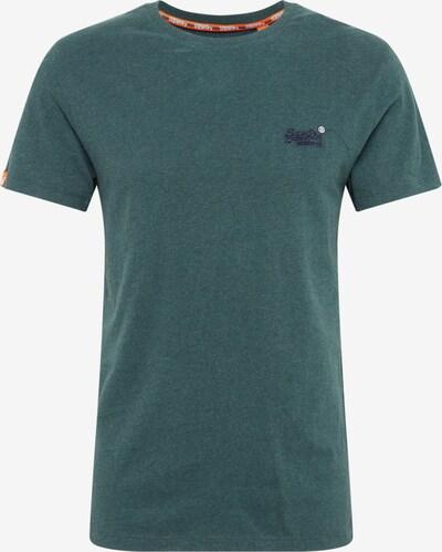 Superdry Shirt in de kleur Donkergroen, Productweergave