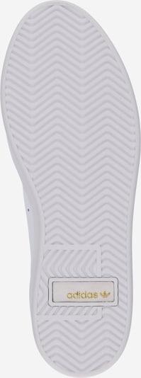 ADIDAS ORIGINALS Sneaker in weiß: Ansicht von unten